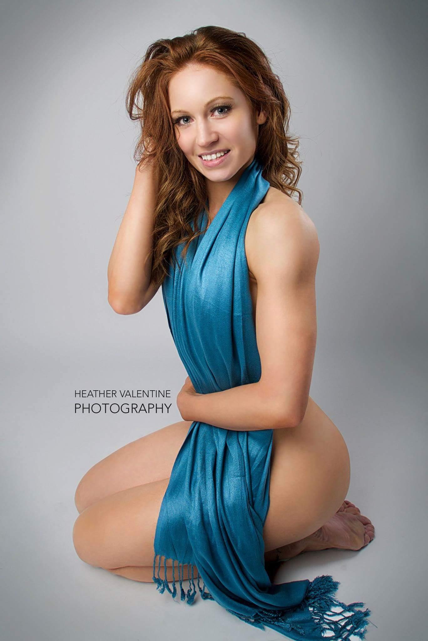 Ameture bikini modeling